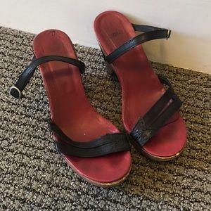 4d052c47126 ⭐️5/$25!Vintage platform sandal! ⭐️Clearance!⭐️